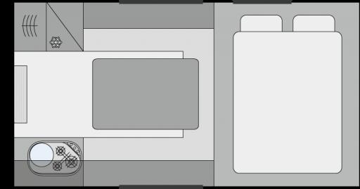 Inneneinrichtung TRAIL/BOX 200