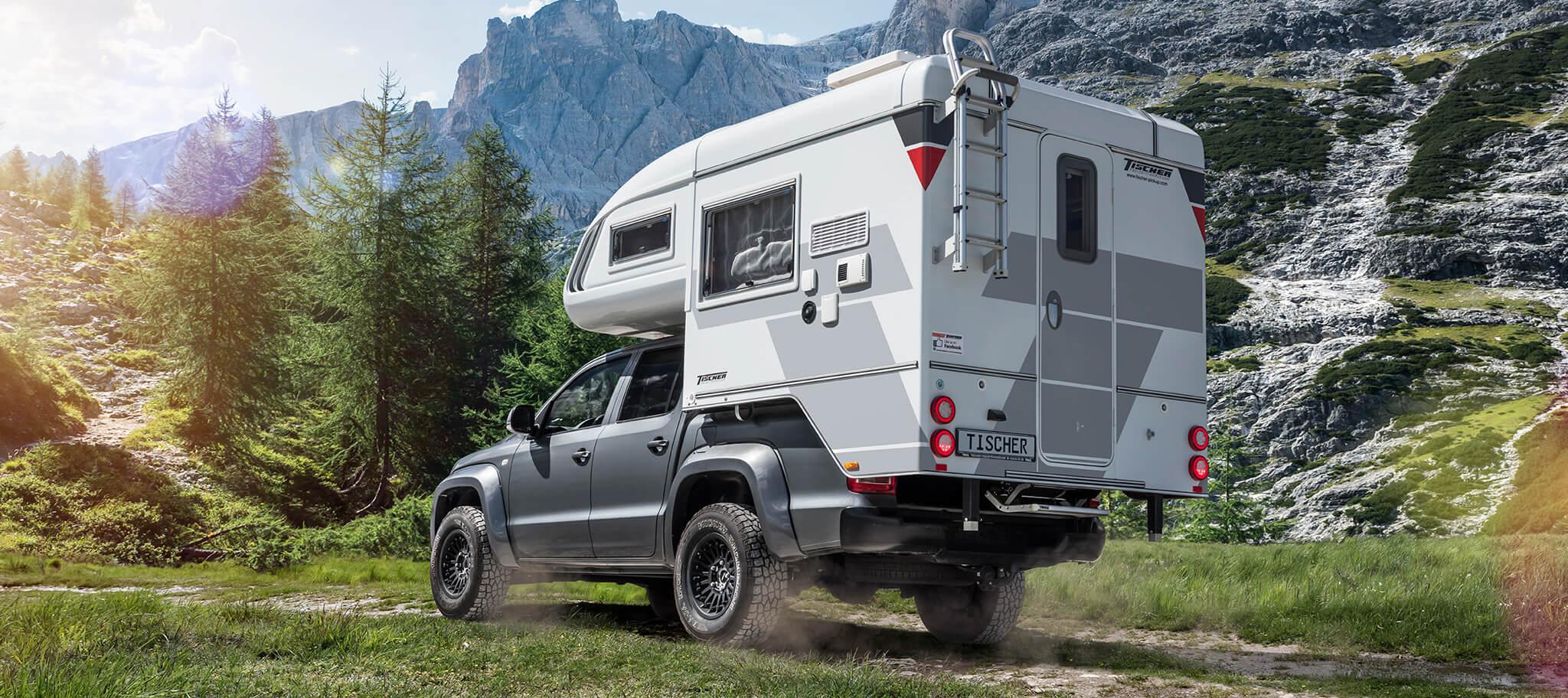 trail box 200 tischer pickup. Black Bedroom Furniture Sets. Home Design Ideas