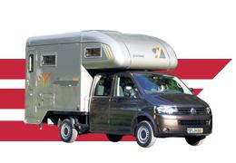 Reisemobilkabine TRAIL/BOX 285S Teaser Reisemobilkabine