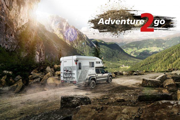 VW Amarok Tischer Trail Adventure2go