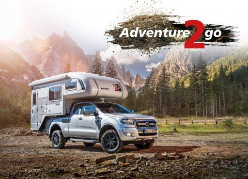 Tischer Ford Ranger Trail 260 Adventure2go